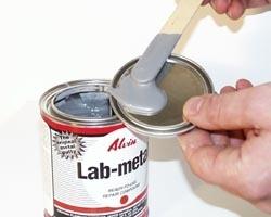 Lab Metal Repair Putty 1 Gallon Can