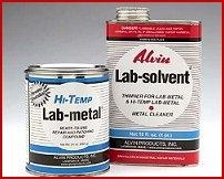 Hi-Temp. Lab Metal (2 part) Kit 24 oz.