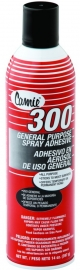 Camie 300 General Purpose Mist Aerosol Adhesive 13 OZ. Can