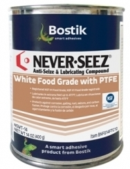 Never-Seez NSWT-1C White Food Grade 14 OZ. Cartridge