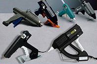 Hot Melt Glue Guns