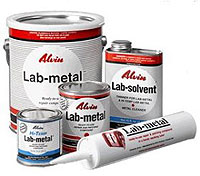 Lab Metal� Repair Putty, Solvents & Heat Block